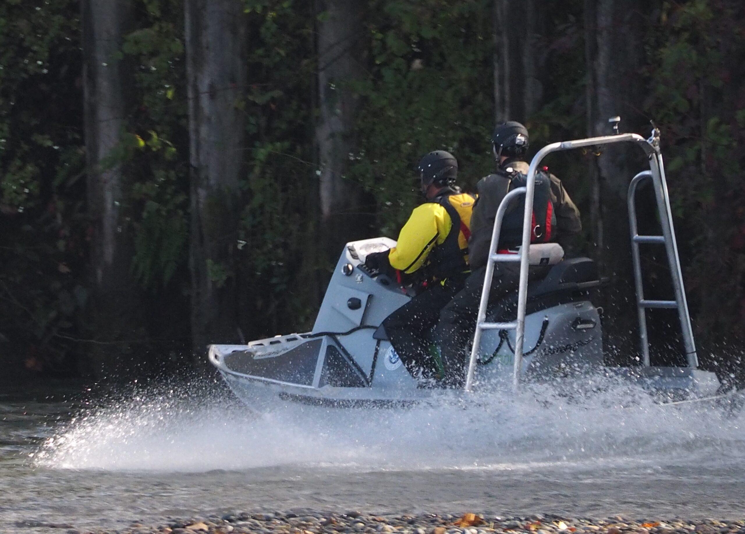 Border Patrol Boat